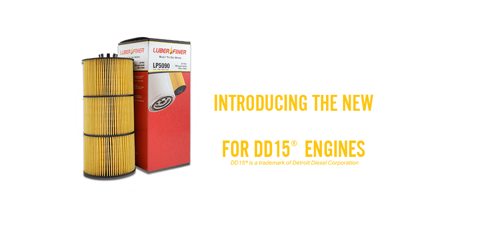Introducing the 5090A Oil Filter