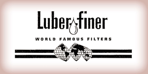 Luber-finer logo from 1998