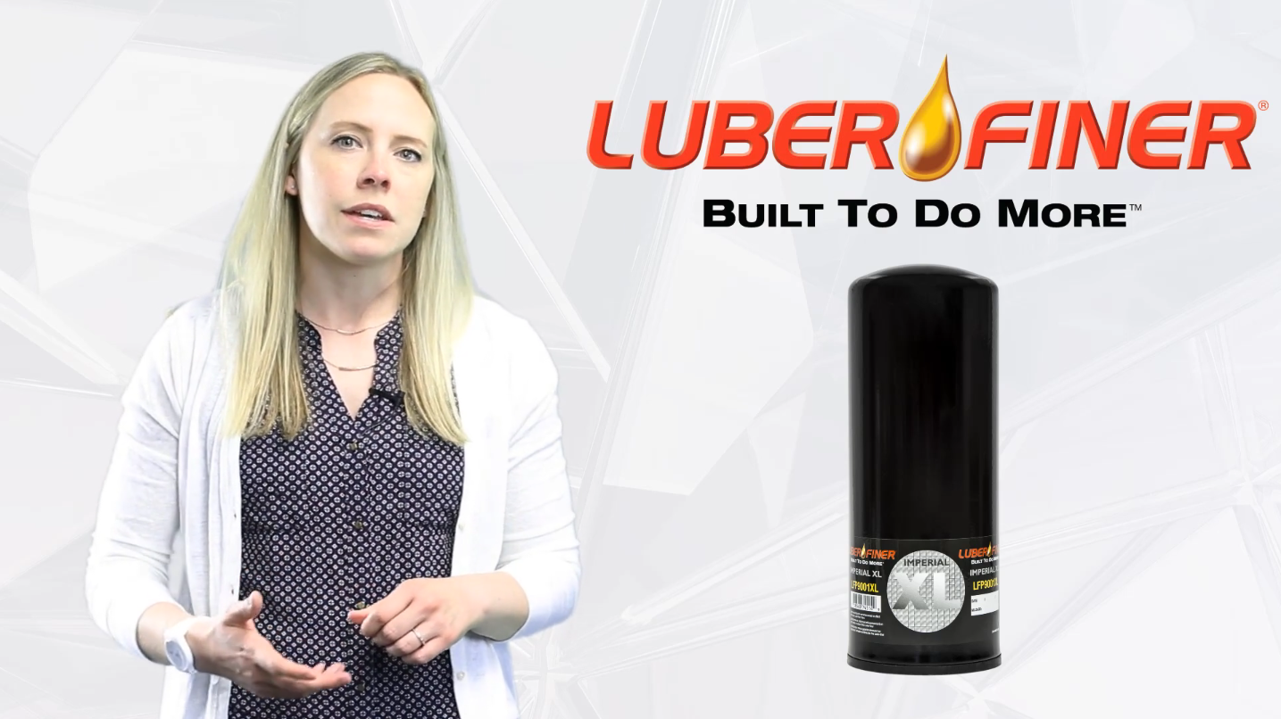 Image Video Interview – Filtration Changes with Extended Oil Drain Intervals